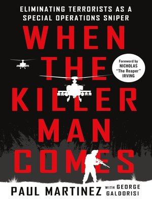 cover image of When the Killer Man Comes