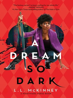 cover image of A Dream So Dark