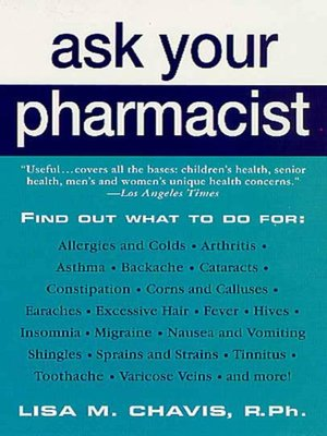 cover image of Ask Your Pharmacist