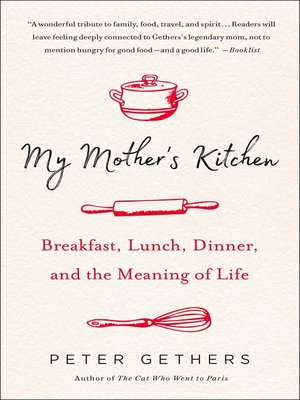 cover image of My Mother's Kitchen
