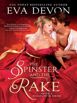 cover image of The Spinster and the Rake