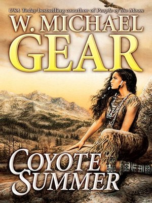cover image of Coyote Summer
