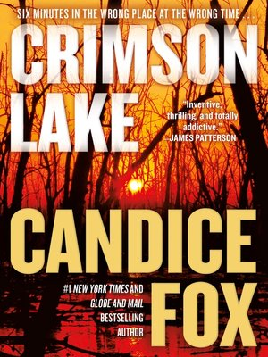cover image of Crimson Lake--A Novel