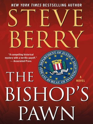 cover image of The Bishop's Pawn--A Novel