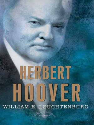 cover image of Herbert Hoover