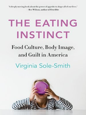 cover image of The Eating Instinct
