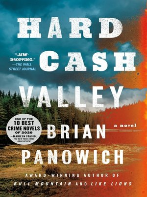 Hard Cash Valley Book Cover