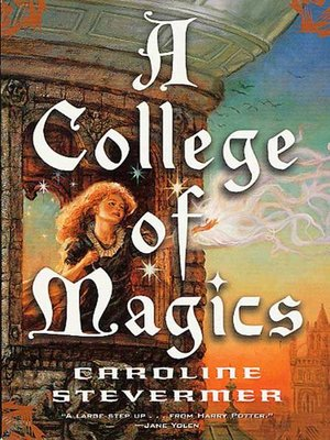 cover image of A College of Magics