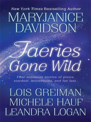 cover image of Faeries Gone Wild