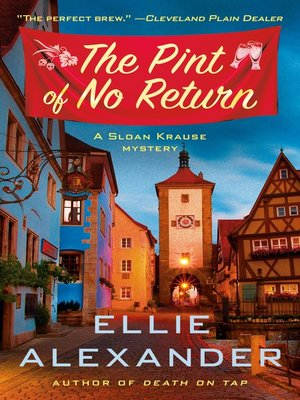 cover image of The Pint of No Return