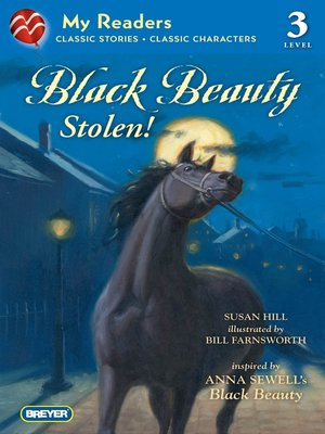 cover image of Black Beauty Stolen!