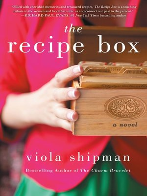 cover image of The Recipe Box