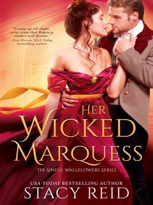 cover image of Her Wicked Marquess