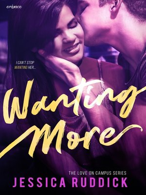 cover image of Wanting More