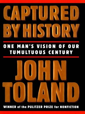 cover image of Captured by History