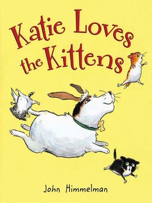 cover image of Katie Loves the Kittens