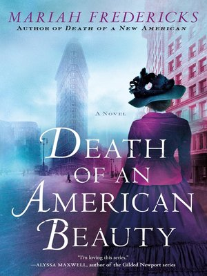 Death of an American Beauty Book Cover