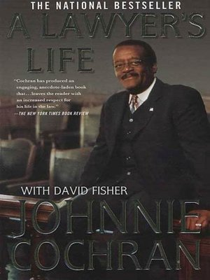 cover image of A Lawyer's Life