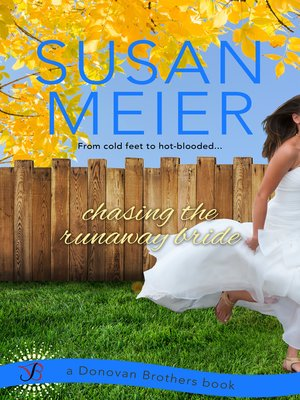 cover image of Chasing the Runaway Bride