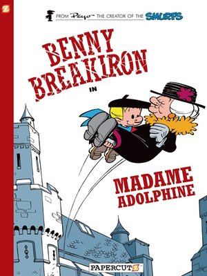 cover image of Madame Adolphine