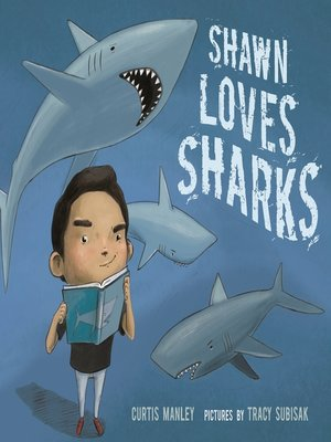 cover image of Shawn Loves Sharks