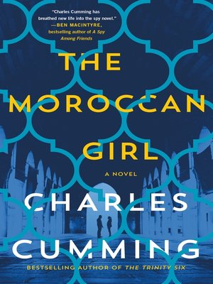cover image of The Moroccan Girl