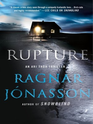 cover image of Rupture
