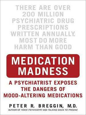 cover image of Medication Madness
