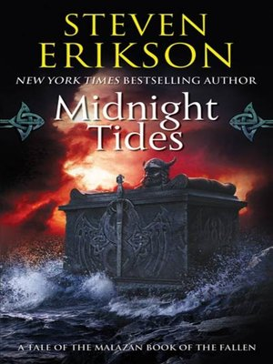 cover image of Midnight Tides