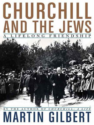 cover image of Churchill and the Jews