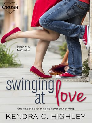 cover image of Swinging at Love