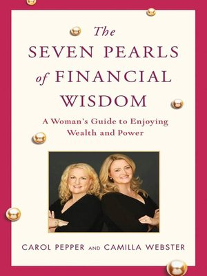 cover image of The Seven Pearls of Financial Wisdom