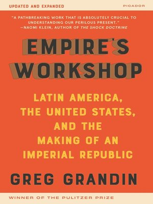 cover image of Empire's Workshop