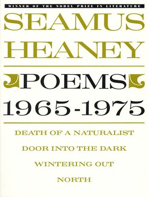 cover image of Poems, 1965-1975
