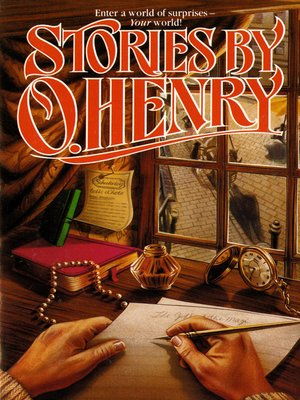cover image of Stories by O. Henry