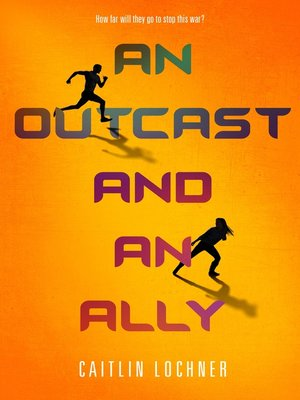cover image of An Outcast and an Ally