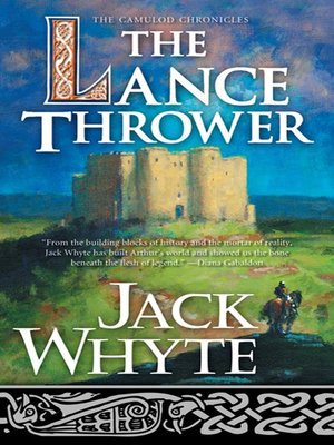 cover image of The Lance Thrower