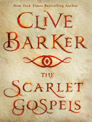 cover image of The Scarlet Gospels