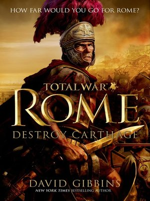 cover image of Total War Rome--Destroy Carthage