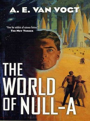 cover image of The World of Null-A