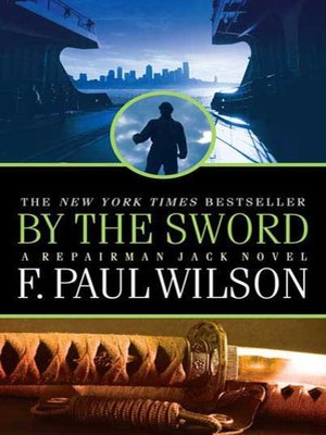 cover image of By the Sword