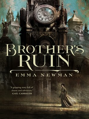 cover image of Brother's Ruin