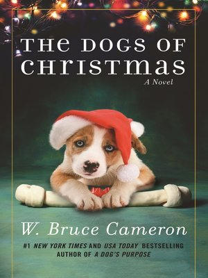 cover image of The Dogs of Christmas