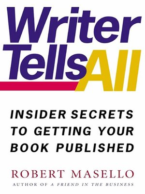 cover image of Writer Tells All