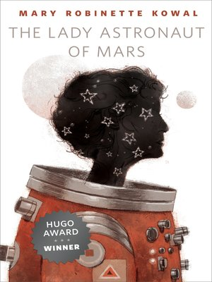 cover image of The Lady Astronaut of Mars