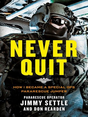 cover image of Never Quit