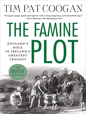 cover image of The Famine Plot