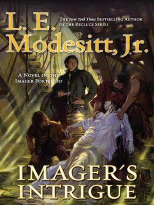 cover image of Imager's Intrigue