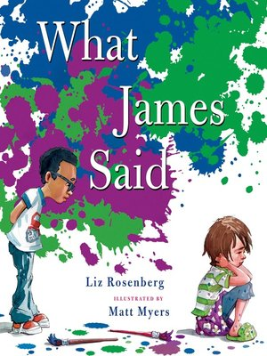 cover image of What James Said