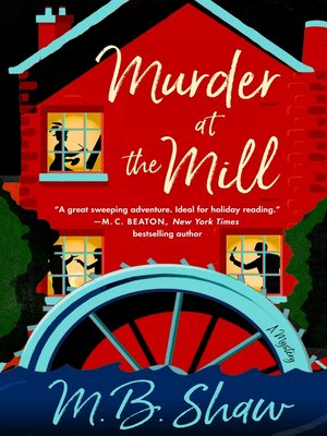 cover image of Murder at the Mill